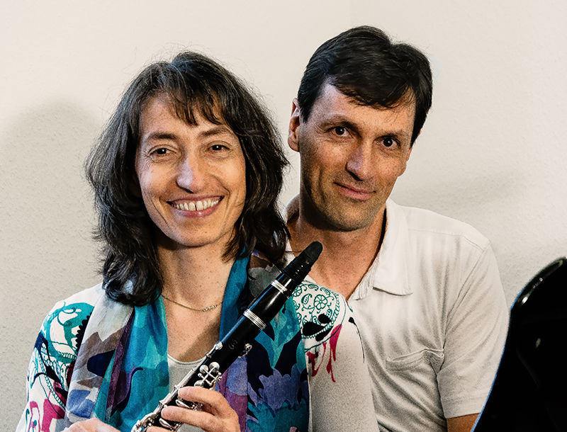 Miriam Rampini und Ulrich Deppe